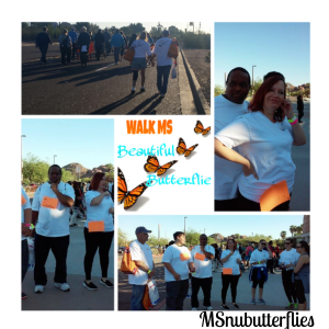 Beautiful Butterflies WalkMS Page